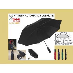Deštník LIGHT TREK AUTOMATIC FLASHLITE